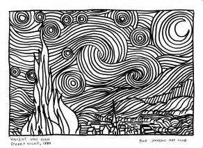 van gogh sunflower coloring page free colouring pages - Sunflower Coloring Page Van Gogh