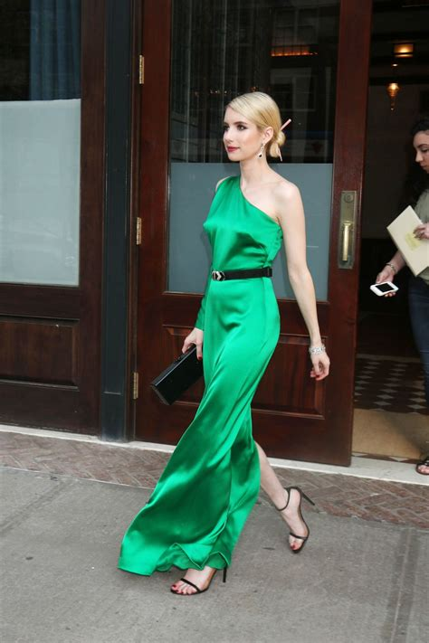 Emma Roberts – Costume Institute Benefit Gala in New York ...
