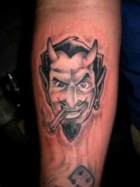 Devil Tattoos For Women 2011