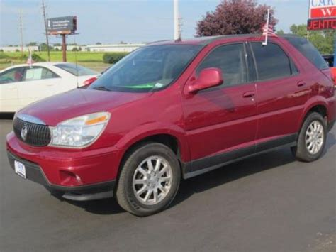 Purchase Used 2007 Buick Rendezvous Cxl In 7952 Veterans