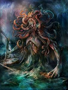 565 Best Images About Cthulhu On Pinterest