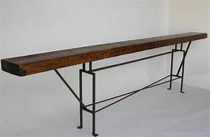 Long console table at 1stdibs for Long sofa table