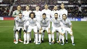 LaLiga Levante 2 2 Real Madrid Real Madrid Player