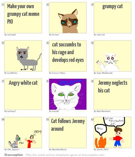 Make Your Own Cat Meme - make your own grumpy cat meme pio