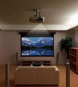 Projecteur Cinema Maison : video projecteur deco pinterest movie theater rooms home cinemas et at home movie theater ~ Melissatoandfro.com Idées de Décoration