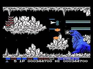 MSX NEMESIS 2 Early Version Stage 6 - YouTube