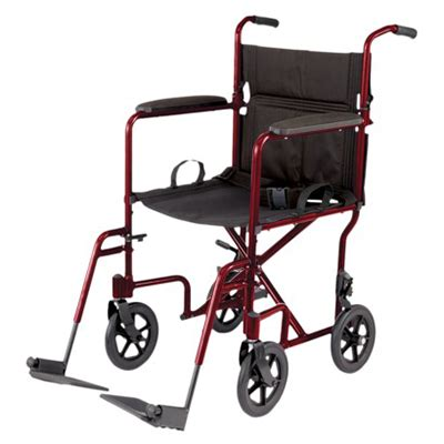 medline transport chair carry bag medline transport wheelchair med emporium