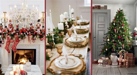 Decoration De Noel Pour La Maison by No 235 L 25 Id 233 Es Pour Une D 233 Co Cagne Chic