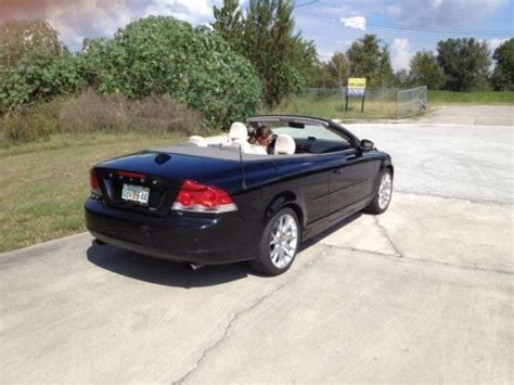 buy   volvo   convertible leather  clermont