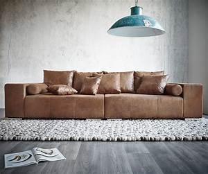 Big Sofa 250 Cm : big sofa marbeya 285x115 cm braun mit hocker antik optik m bel sofas big sofas ~ Bigdaddyawards.com Haus und Dekorationen