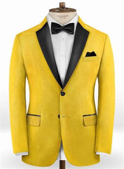 Yellow Tuxedo Jacket Velvet Jackets Jeans Studiosuits