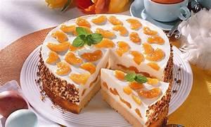 Dr Oetker Rezepte Kuchen : mandarinentorte mit krokant rezept dr oetker ~ Watch28wear.com Haus und Dekorationen