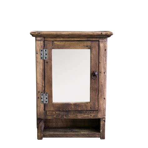rustic bathroom medicine cabinets purchase reclaimed medicine cabinet with mirror online