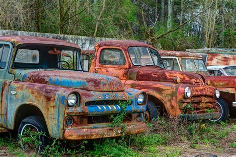 Vintage Truck automobile rick holliday