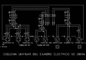 Electrical Single Line Diagram Symbols Autocad