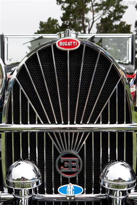 Bugatti Type 50 Brainsby-Woollard DHC - Chassis: 50144 ...