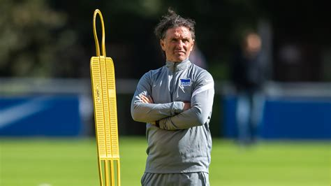 Dedryck boyata equalized with a thumping header after a free kick in the 19th. Hertha BSC Training Bruno Labbadia - B.Z. Berlin