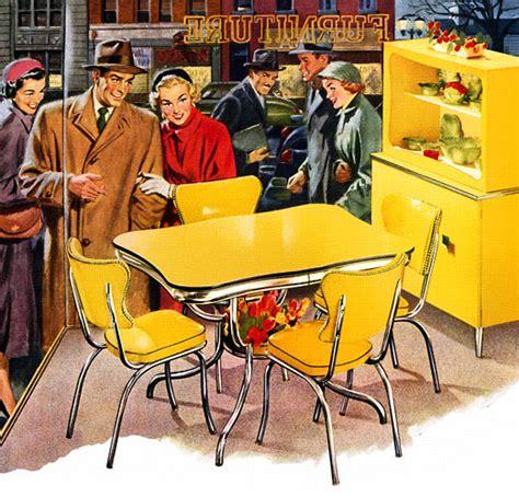 mobilier cuisine vintage plan59 retro 1940s 1950s decor furniture kuehne