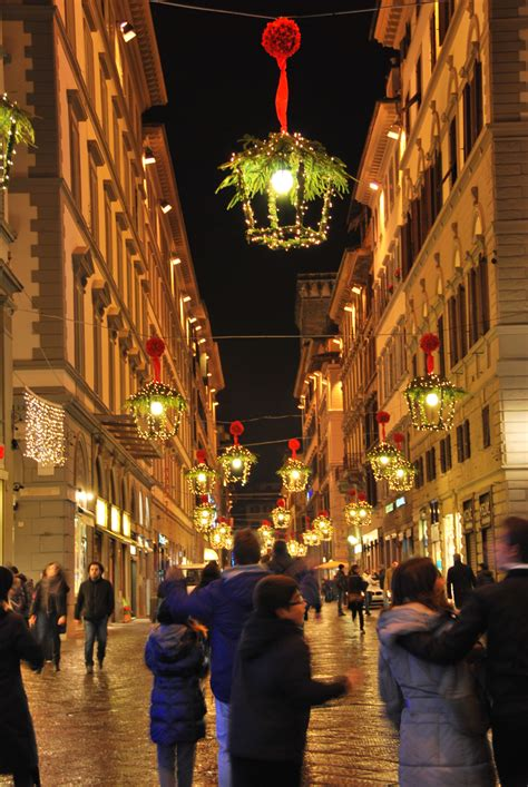 Weihnachten In Italien by In Florence Follow The Flammias
