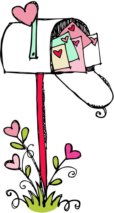 snoopy valentines day clipart black and white mailbox black and white clipart clipart suggest