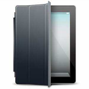 iPad Black black cover icon free download as PNG and ICO ...