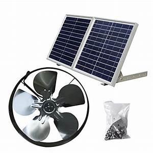 10 Best Solar Vents   Buying Guide Solar Attic Fan