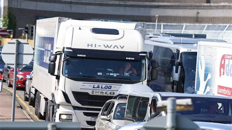 Dover traffic delays expected again on French 'Black Saturday'