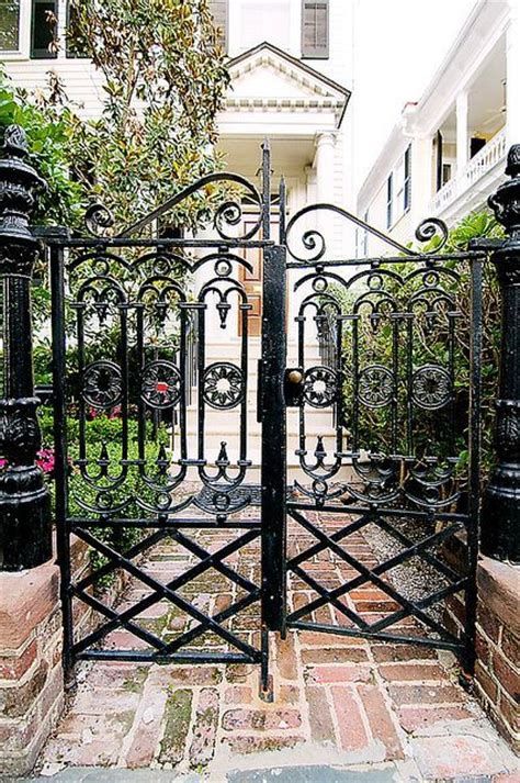 17 best images about garden gates charleston style on