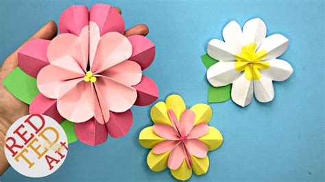 3d Paper Flowers  Flowers Ideas For Review