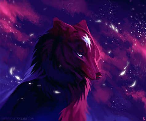 Anime Wolf Wallpaper - anime wolf wallpaper