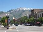 In Utah: 25th Street in Ogden