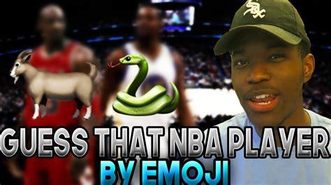 guess  nba player  emoji kotq youtube