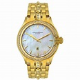 Christian Bernard Men's 5th Goldtone Watch - Free Shipping Today - Overstock.com - 12105064