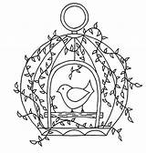 Coloring Cage Bird Pages Open Door Luke Drawing Cages Tocolor Drawings Printable Getcolorings Doors Colors Houses Place Button Using sketch template