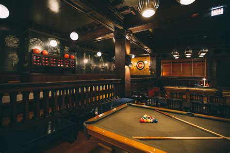 The Best Bars With Games In Chicago Urbanmatter
