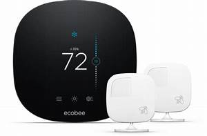 Ecobee3 Lite Smart Thermostat 2nd Generation With 2 Room