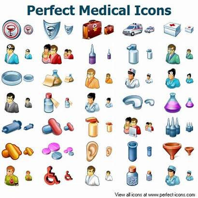 Medical Clipart Icons Professional Cliparts Perfect Clip