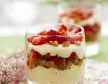 recette verrines fraise mascarpone sp 233 culoos notre recette verrines fraise mascarpone sp 233 culoos