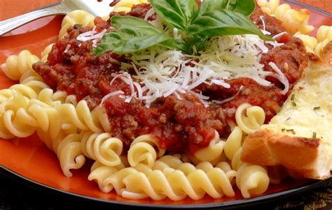 noble pigs red pasta meat sauce