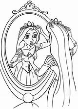 Mirror Coloring Pages Print Mirror4 sketch template