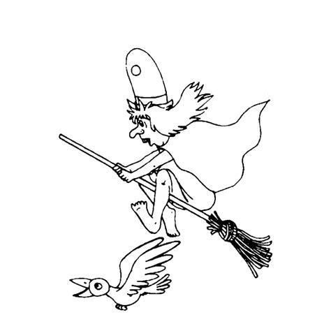 Kleurplaten Heksen by Leuk Voor Heksen 0014