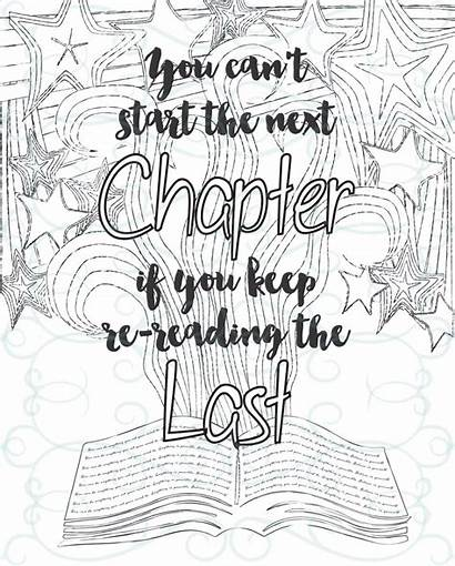 Coloring Inspirational Adult Printable Quote Sheets Colouring