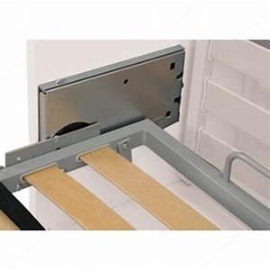 Mécanisme Lit Escamotable : lit escamotable mecanisme prix lit et armoire pas cher vasp ~ Farleysfitness.com Idées de Décoration
