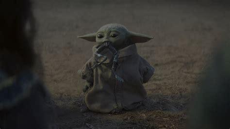 The Mandalorian Baby Yoda Star Wars Frog 2860x1608