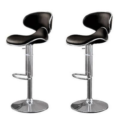 sieges bar chaise de bar avec dossier design x2 elite chaises de