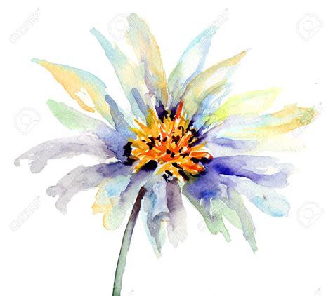 abstract watercolor paintings  flowers part  weneedfun