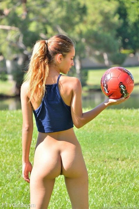 Belicia Horny Soccer Player Naked Petite Teens
