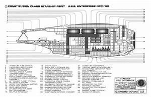 Schematic Uss Enterprise  U2013 The Wiring Diagram