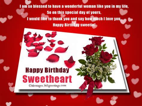 romantic birthday wishes greetingscom