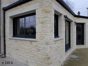 finition exterieure en enduit facon calcaire parement With enduit de finition exterieur